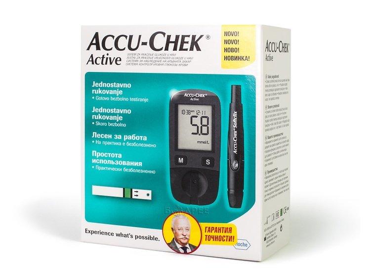 Глюкометр accu chek инструкция